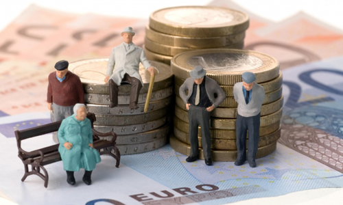 Пенсия для военных пенсионеров