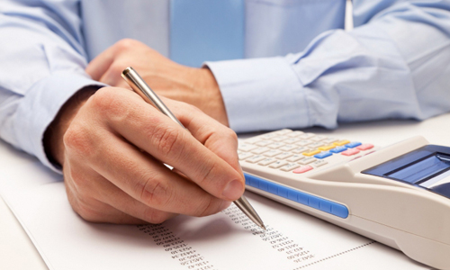 Расчет льгот на налог на имущество