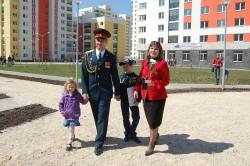 Получение военной ипотеки офицерами
