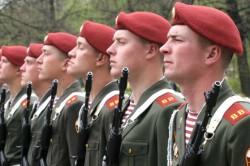 Льготное поступление детей в военные училища