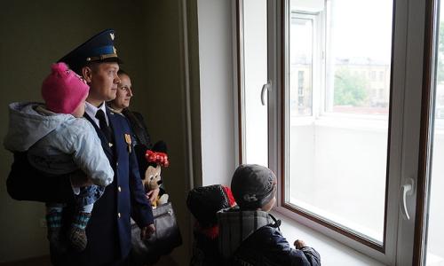 Получение субсидии военными на жилье