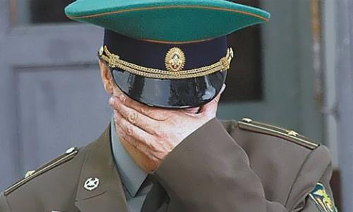 Отмена военных пенсий