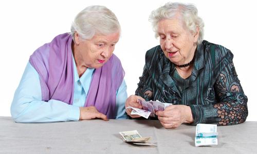 Вычет с пенсии у работающих пенсионеров в украине