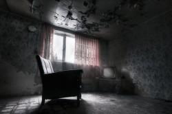 Несоответствующая требованиям проживания квартира
