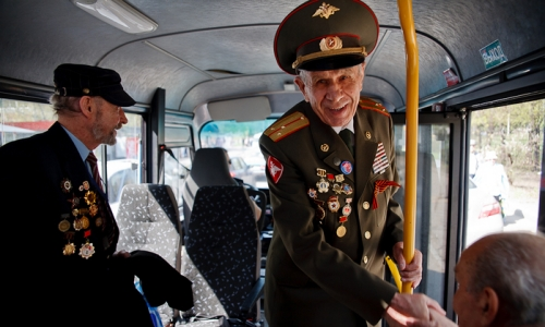 Льготы на проезд для ветеранов боевых действий