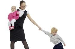 Пособия для жен военнослужащих с детьми