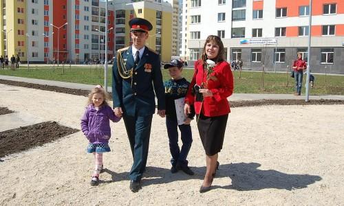 Право семьи военного на льготы