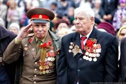 Военнослужащие на пенсии