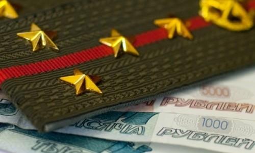 Военным пенсионерам будут платить еще и гражданскую пенсию